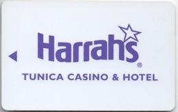 Carte Clé Hôtel : Harrah's Tunica Casino & Hotel MS - Cartes D'hotel