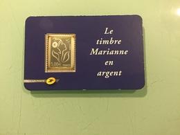 Timbre Argent Marianne De Lamouche - 2004-08 Marianne De Lamouche
