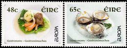 Ireland - 2005 - Europa CEPT - Gastronomy - Mint Stamp Set - Ungebraucht