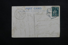 PORTUGAL - Affranchissement De Lisbonne Sur Carte Postale En 1912 - L 52729 - Covers & Documents