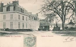78 Vallée De Chevreuse Chateau De Mauviere - Chevreuse