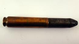 Obus De 20mm Oerlikon Allemand WW2 - Inerte - 1939-45