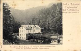 Cp Porschdorf Bad Schandau An Der Elbe, Hotel Und Restaurant Frinzthalmühle, Bes. A. Mitzscherling - Allemagne