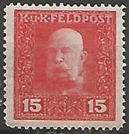 AUTRICHE-HONGRIE  N° 30 NEUF Sans Gomme - Unused Stamps
