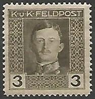 AUTRICHE-HONGRIE  N° 51 NEUF Sans Gomme - Unused Stamps