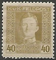 AUTRICHE-HONGRIE  N° 60 NEUF Sans Gomme - Unused Stamps
