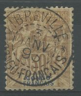 Congo N 20 (o) - Französisch-Kongo (1891-1960)