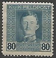 AUTRICHE-HONGRIE  N° 63 NEUF Sans Gomme - Unused Stamps