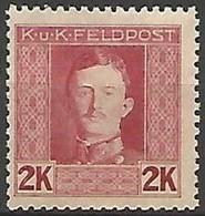 AUTRICHE-HONGRIE  N° 65 NEUF Sans Gomme - Unused Stamps