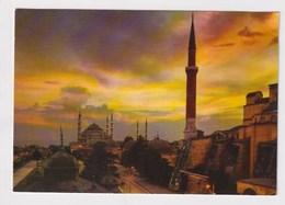TURKEY  - AK 373185 Istanbul - Saint Sophia And Blue Mosque - Türkei