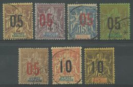 Guinée (1912) N 48 à 54 (o) - Unclassified