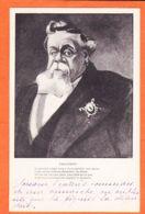 Car422 Caricature Satirique CENSURE Politique Sénateur Armand FALLIERES 47-Mézin Président République 1906-1913 - Satiriques