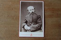 Cabinet  Prêtre Missionnaire  Pere Gaston Desribes  Par BERUBET  Clermont Ferrand - Ancianas (antes De 1900)