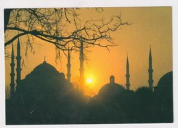 TURKEY  - AK 373190 Istanbul - The Blue Mosque - Türkei
