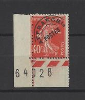 FRANCE .  YT  Préoblitérés  N° 64  Neuf **  1922 - Preobliterati