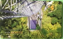 """MICRONESIE  -  Prepaid  -   """" FSMTelCARD  """"     $5 - Micronésie"""