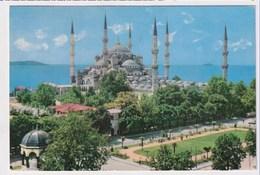 TURKEY  - AK 373203 Istanbul - The Blue Mosque - Turkey