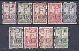 Cote Des Somalis Y&T  N ° 148  A  154  -  177 Et 178   NEUF** - Französich-Somaliküste (1894-1967)