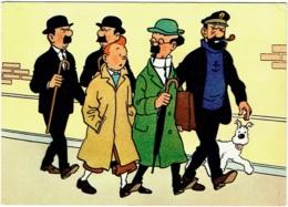 Aventures De Tintin Par Hergé. N°3 - Bandes Dessinées