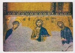 TURKEY  - AK 373217 Istanbul St. Sophia Museum - Byzantine Mosaic - Turquie