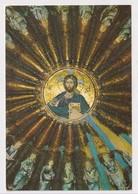 TURKEY  - AK 373218 Istanbul - Dome Of The Kariye Museum - Mosaic Of Christ... - Turquie