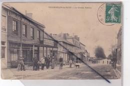 Mourmelon Le Petit (51) La Grande Avenue / Etablissement Goulet Turpin .Succursale N° 138 - France