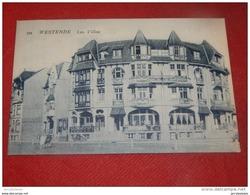 WESTENDE  -  Les Villas     - - Westende