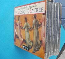 Coffret 5 CD Les Plus Belles Pages De La MUSIQUE SACREE - Sonstige