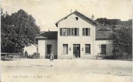 ~  JP  ~  88   ~   LE VAL D  '   AJOL    ~        La Gare    ~    En L' état   ~ - Frankreich