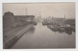 Merksem Merxem Antwerpen  FOTOKAART MOEDERKAART  De Vaart  Le Canal (Albert Kanaal - Usines - Péniches) - Antwerpen