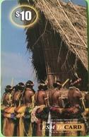 """MICRONESIE  -  Prepaid  -  """" FSMTelCARD  """"  -   $10 - Micronésie"""