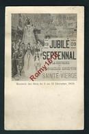 LIÈGE. Outre Meuse.Jubilé Septennal De La Confrérie De L'Immaculée Conception De La Ste Vierge. Fêtes De 1909. - Liege