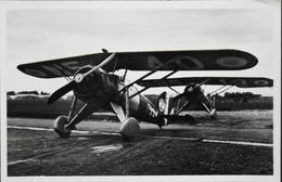 CPA. Carte-Photo > Entre Guerres > ISTRES-AVIATION - MORANE 225 - TBE - 1919-1938: Entre Guerres