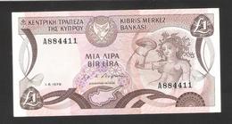 Zypern - Cyprus - Chypre - 1 Pounds - 1.6.1979 - Very Good Condition - Zypern