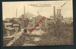 MICHEROUX. Liège Soumagne. Charbonnage Du Hasard. Circulé En 1934. 2 Scans. - Soumagne