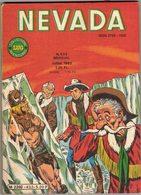 NEVADA N° 432 JUILLET 1983 - LUG - V° ZEMBLA KIWI RODEO - Nevada