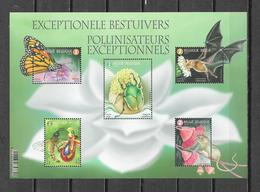 "België 2019 Velletjs  "" EXCEPTIONELE BESTUIVERS  "" (**) - Unused Stamps"