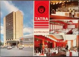 Ak Tschechien - Koprivnice - Interhotel Tatra - Czech Republic