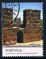 Portugal - Château De Silves 3214 (année 2007) Oblit. - 1910-... Republic