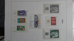 B394 Petite Collection III De III D'ISRAEL En Album DAVO (toutes Les Feuilles) De 1975 à 1984 . A Saisir !!! - Francobolli