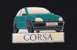 61934-Pin's-Opel Corsa.. - Opel