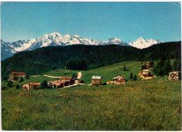 Torgnon (Ao). Panorama. VG. - Italia