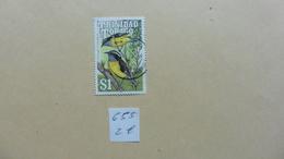 Amérique > Trinité & Tobago   Timbre N° 655 Oblitéré - Trinité & Tobago (1962-...)