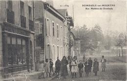CPA DOMBASLE SUR MEURTHE - Francia