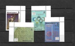 Olympische Spelen 2004 , Monsterrat -  Zegels  Postfris - Summer 2004: Athens