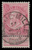"""COB N° 64 - Belle Obl. """"HAMME - MILLE"""" - 1893-1900 Thin Beard"""