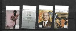 Olympische Spelen 2004 , Grenada Carriacou & Petite Martinique -  Zegels  Postfris - Summer 2004: Athens