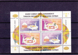 2005 - Europa Cept - Turkish Republic Of Northern Cyprus / Türkisch-Zypern / Chypre Turc  N° YT BF22** - 2005