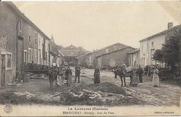 ERNECOURT Rue Du Pont - France