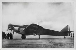 CPA. Carte-Photo > Entre Guerres > ISTRES-AVIATION - Avion De Bombardement BLOCH 210 - Type Verdun - TBE - 1919-1938: Entre Guerres